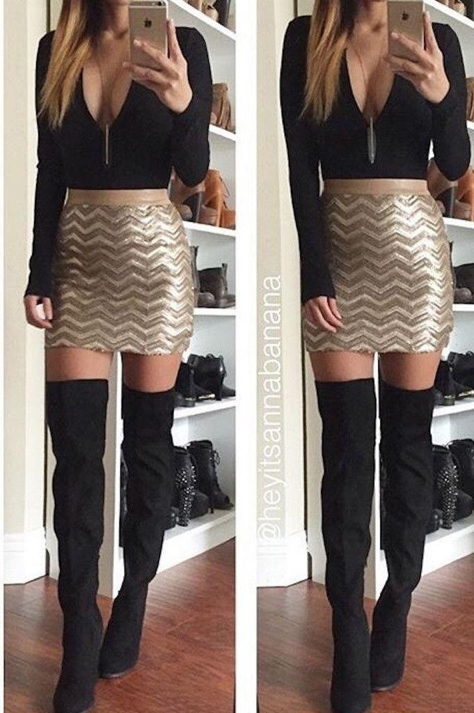 Las Vegas Winter Outfit