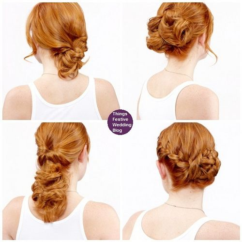 Wedding hairstyles and accessories so simple you can diy medium wedding hairstyles and accessories so simple you can diy solutioingenieria Image collections