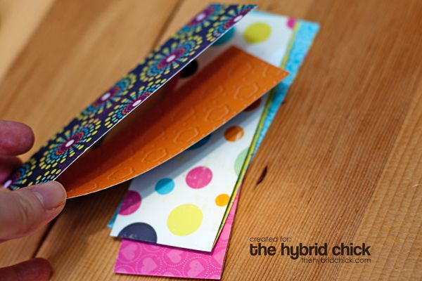 Paper Heart Wreath – The Hybrid Chick