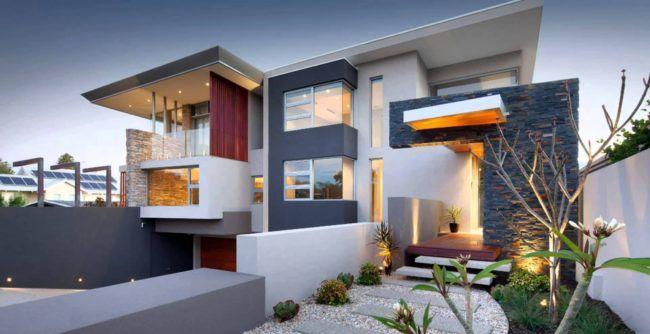 casas modernas imgenes de exteriores e interiores