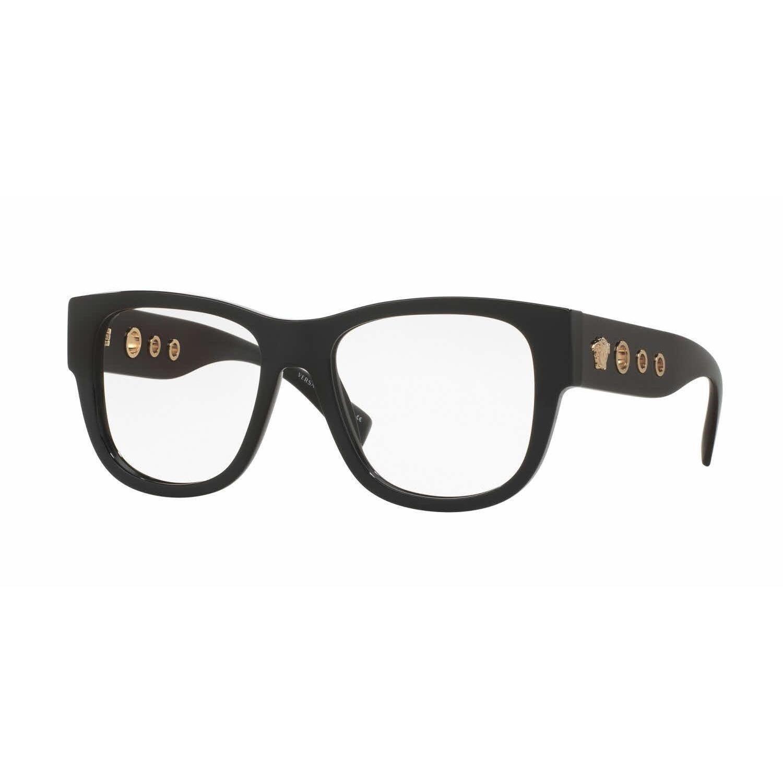 Versace Mens VE3230 GB1 Square Eyeglasses   Products   Pinterest