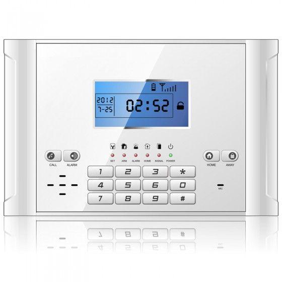Kit alarme GSM \