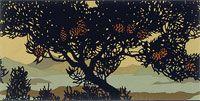 Craftsman Style Art Wallpapers | Natural | Bradbury & Bradbury