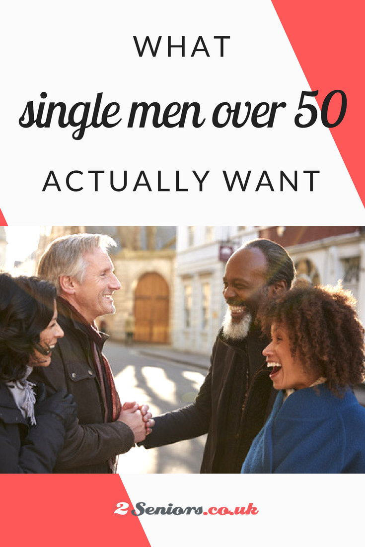 Single men over 50 dating