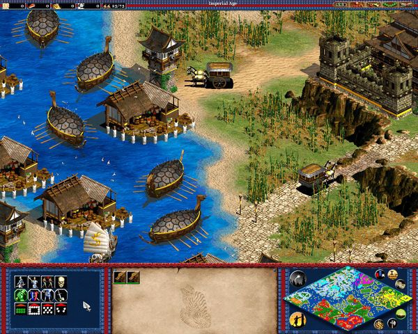 Age Of Empires Ii The Conquerors Screenshot Age Of Empires