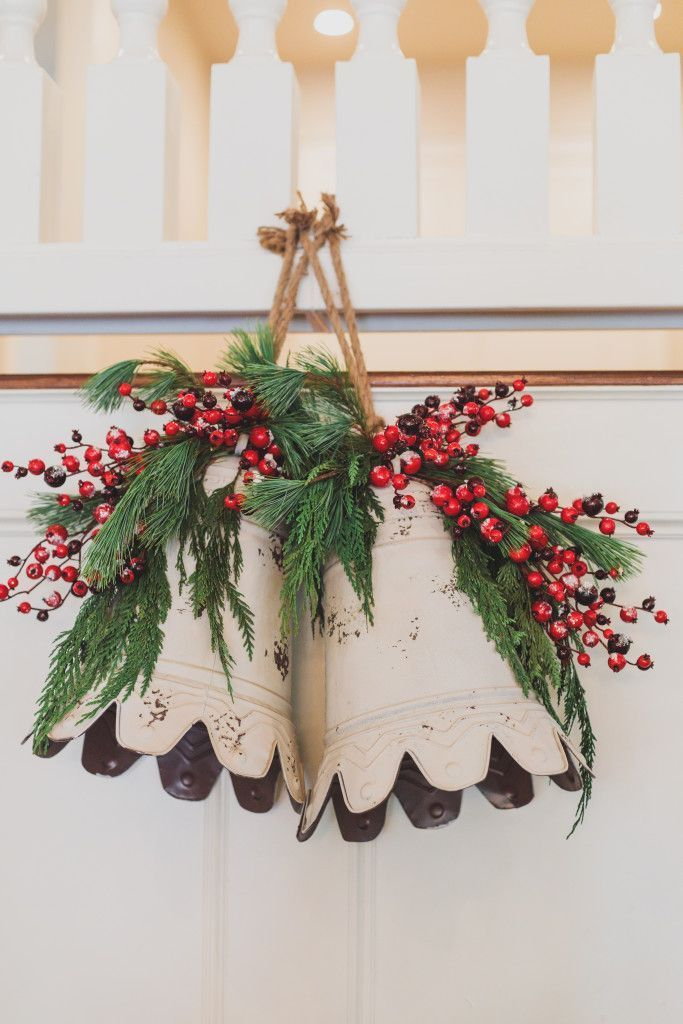 Christmas Wedding Decorations Winter Wedding Bells Wedding Bell Stunning Wedding Bell Decorations