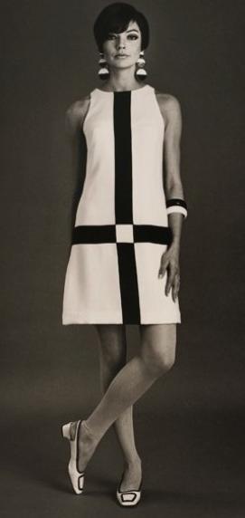 Vestit … | Mode des années 1960, Mode