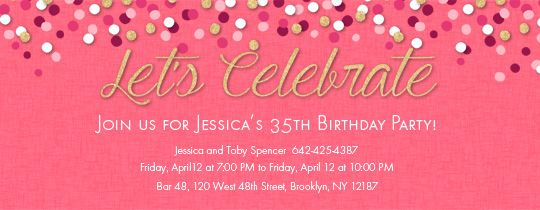Awesome FREE Template Free Evite Birthday Party Invitations