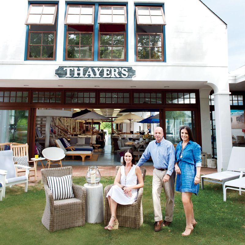 A Hamptons institution for almost 70 years, Thayer's Hardware & Patio evolves by bringing the family's next generation into the business.