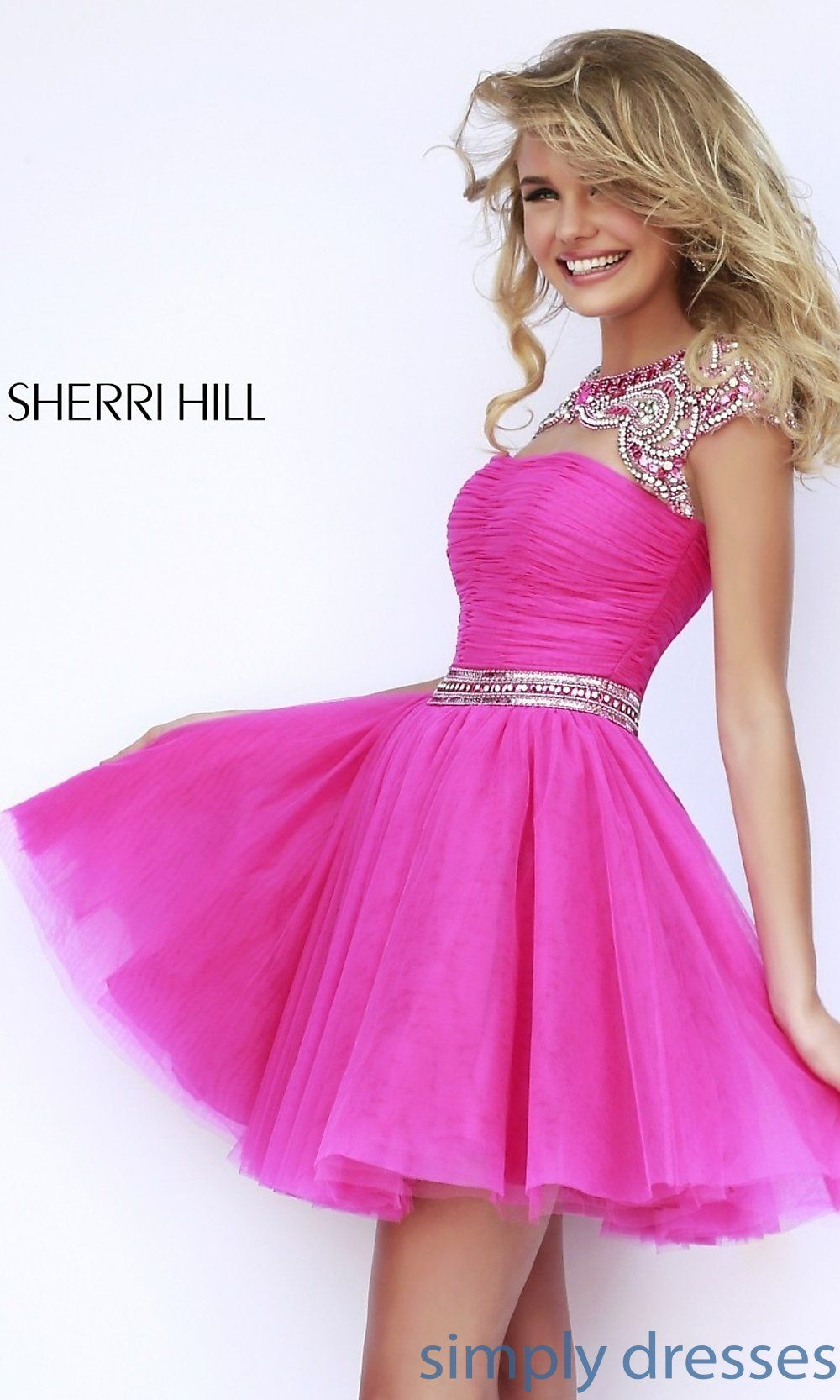 Homecoming Dresses, Formal Prom Dresses, Evening Wear: Short High ...