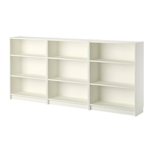 ikea billy boekenkast wit verstelbare planken naar behoefte aan te passen