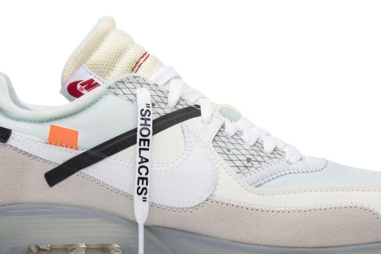 OFF WHITE x Air VaporMax 'Part 2' Nike AA3831 100 GOAT