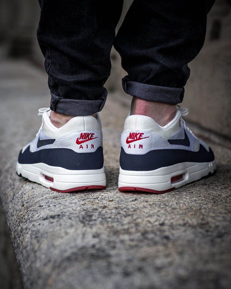 More Images Of The Nike Air Max 1 Ultra 2.0 Flyknit Obsidian