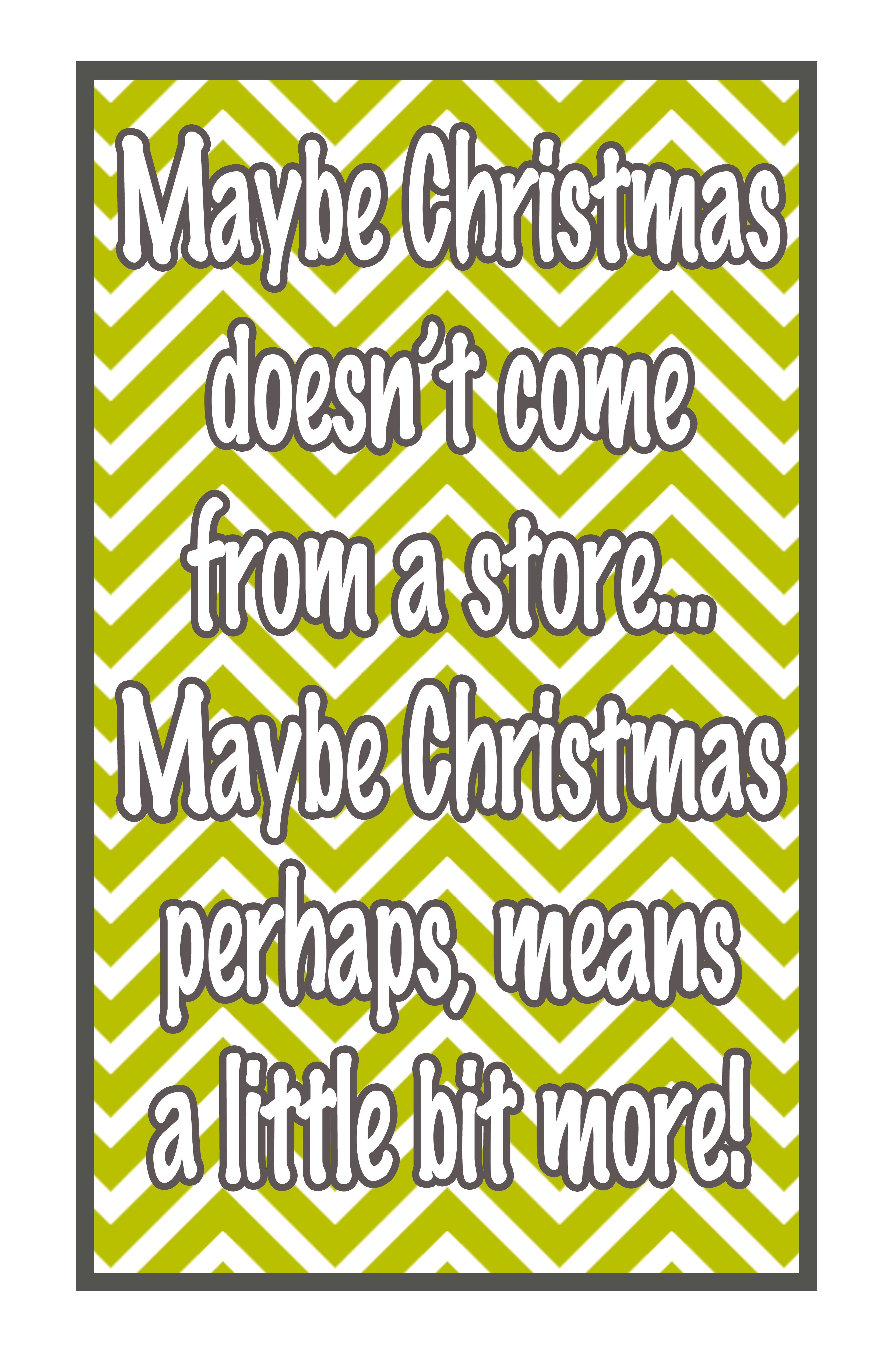 Grinch Printable With Images
