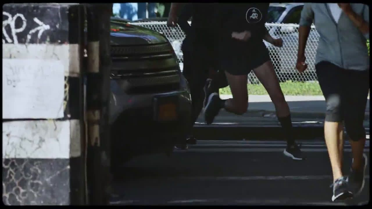Adidas Running Pureboost Go Ad Commercial On Tv 2018 Adidas Running Pureboost Running Silhouette
