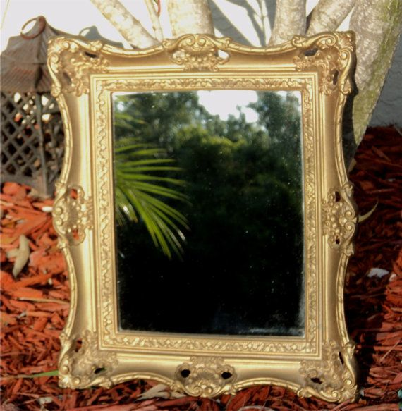 Vintage Framed Mirror By Turner Wall Accessories | Turner Wall ...