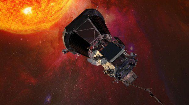 "Solar Probe Plus: la misión de la NASA que quiere ""darle un beso"" al sol a 725.000 km/h  http://bit.ly/2olrvrC http://bit.ly/2nQjFSY #CPMX8 Quiriarte.com"