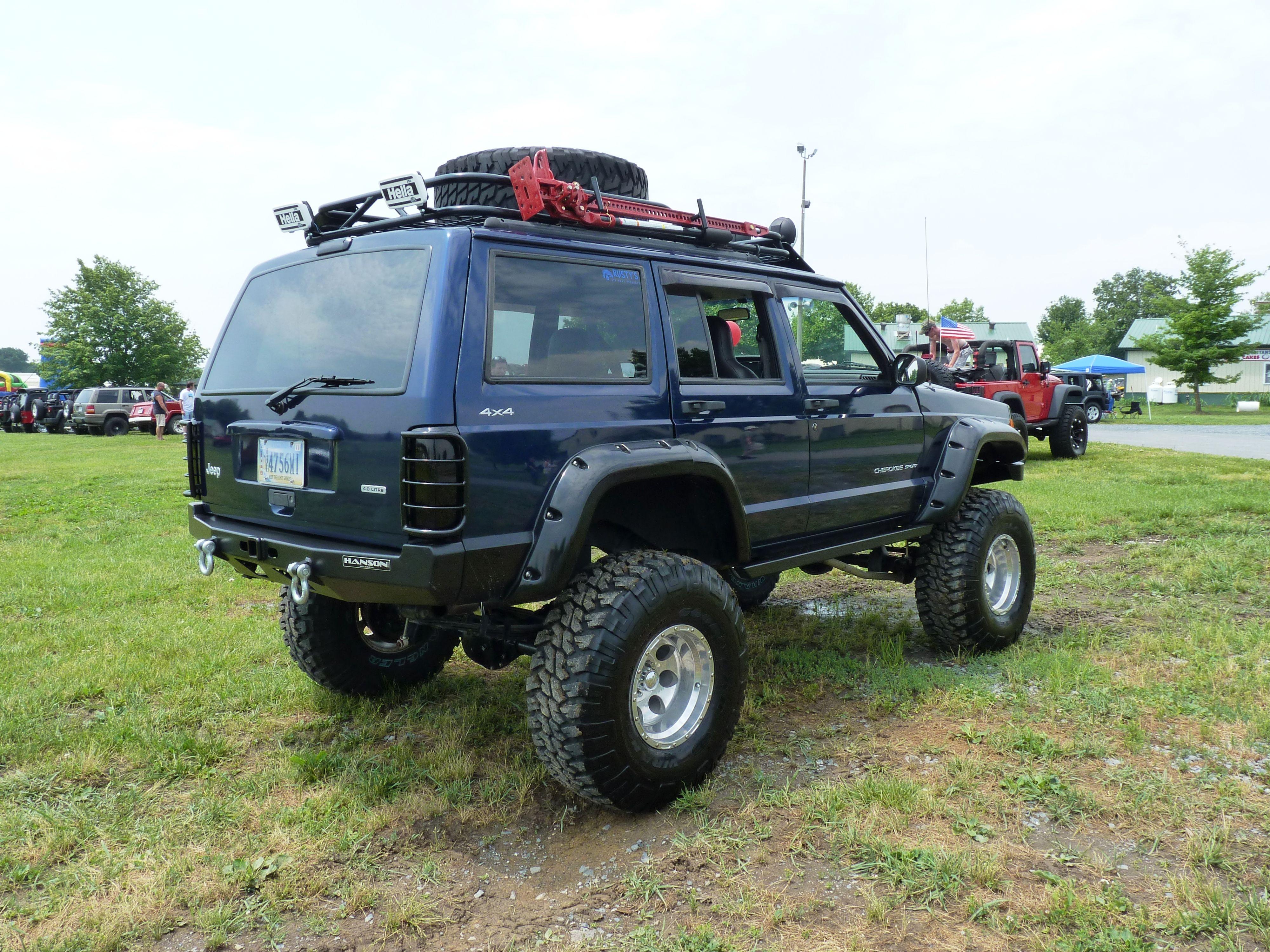 Hard Kor Safari Style Roof Rack Jeep Xj Jeep Xj Roof Rack Jeep