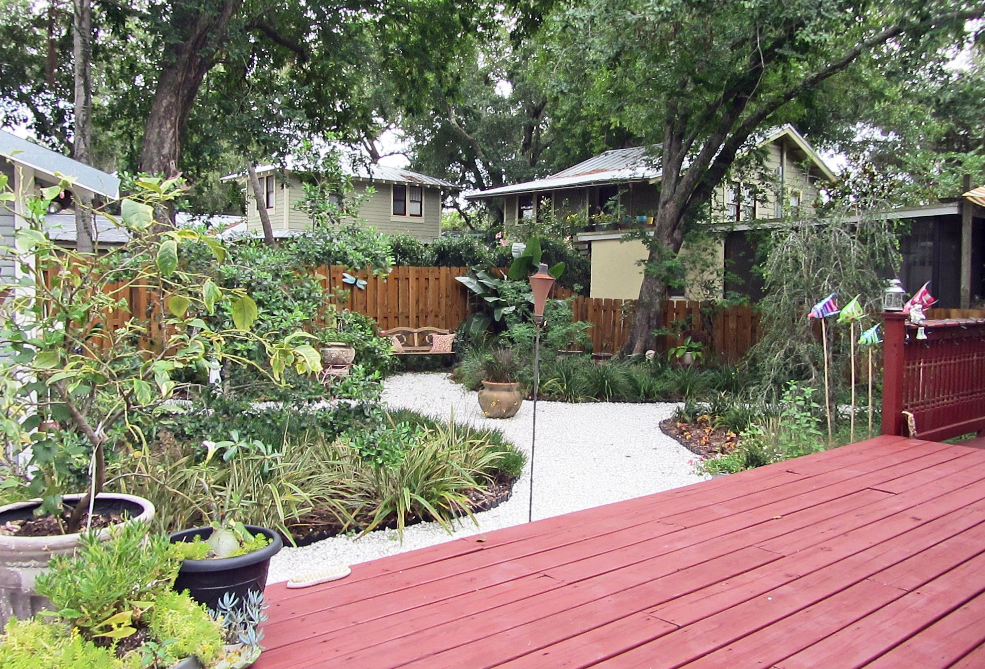 Floridify your yard Yard tips for Florida A service of the Tampa