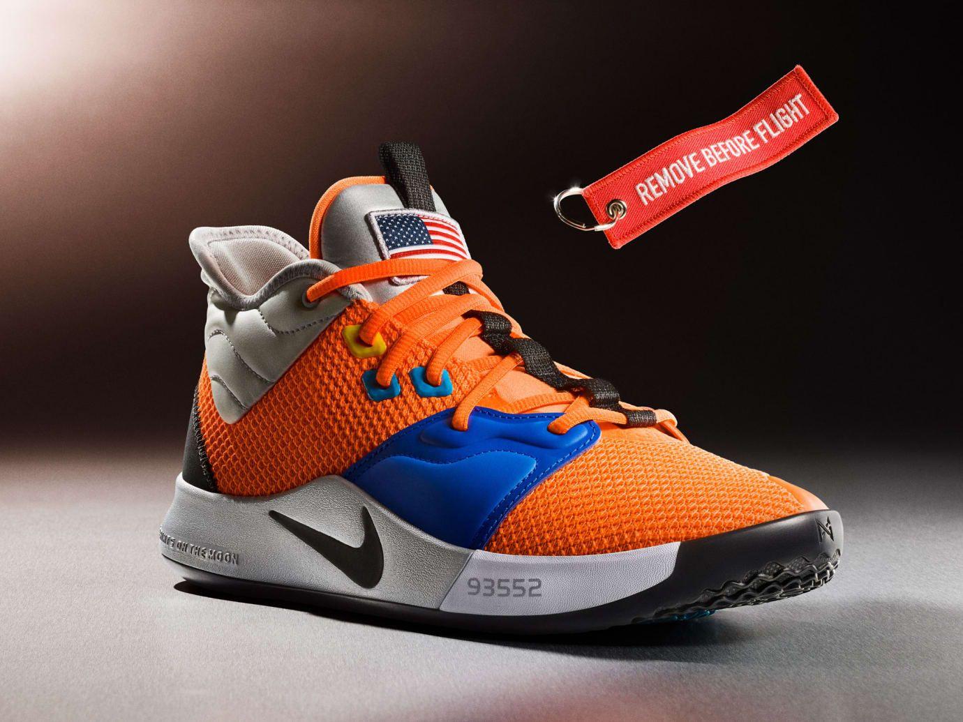 "Nike PG ""NASA"" nike nike 2019Neon in shoesSneakers 3 cFl13TJK"
