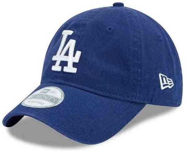 New Era MLB 9Twenty Los Angeles Dodgers Team Men's Baseball Hat, 10060027