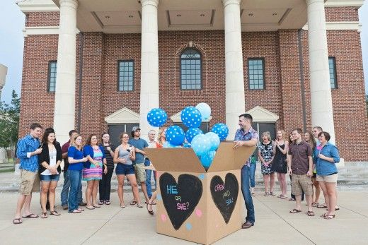 17 Best images about Gender Reveal Ideas for Rusti – Baby Gender Announcements