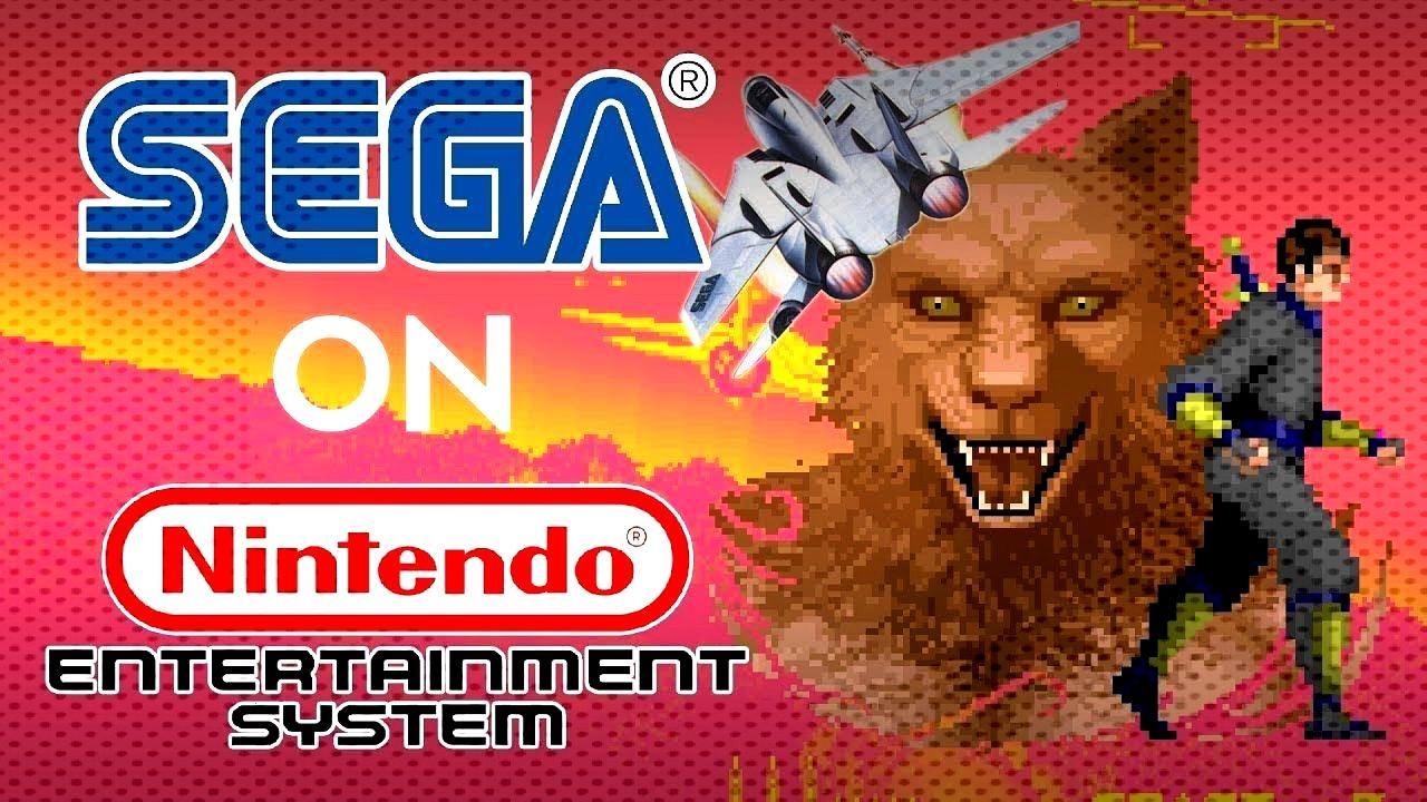 Sega Nintendo Games - SEGA Games on the Nintendo Entertainment System? : Sega Nintendo Games - SEGA