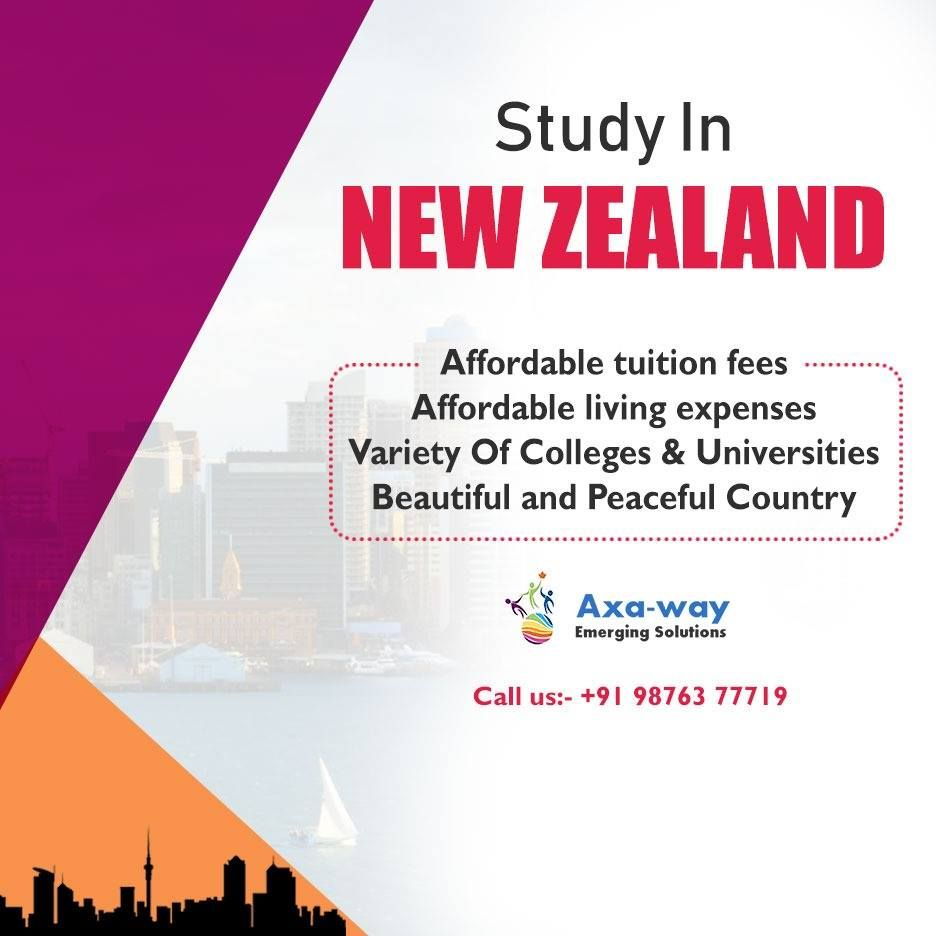 Study In New Zealand Affordable Tuition Fees Affordable