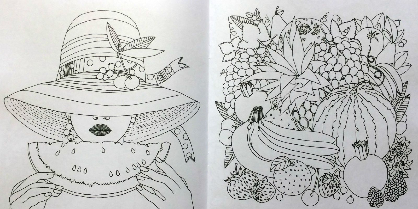 Coloring Book For Adults Colour