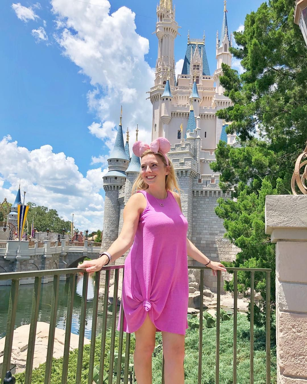 Disney World is my favorite playground ✨💕 I love spending the day frolickin…