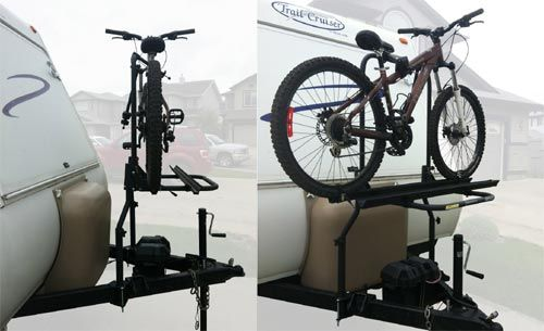 Best 25 Rv Bike Rack Ideas On Pinterest Spare Tire Bike
