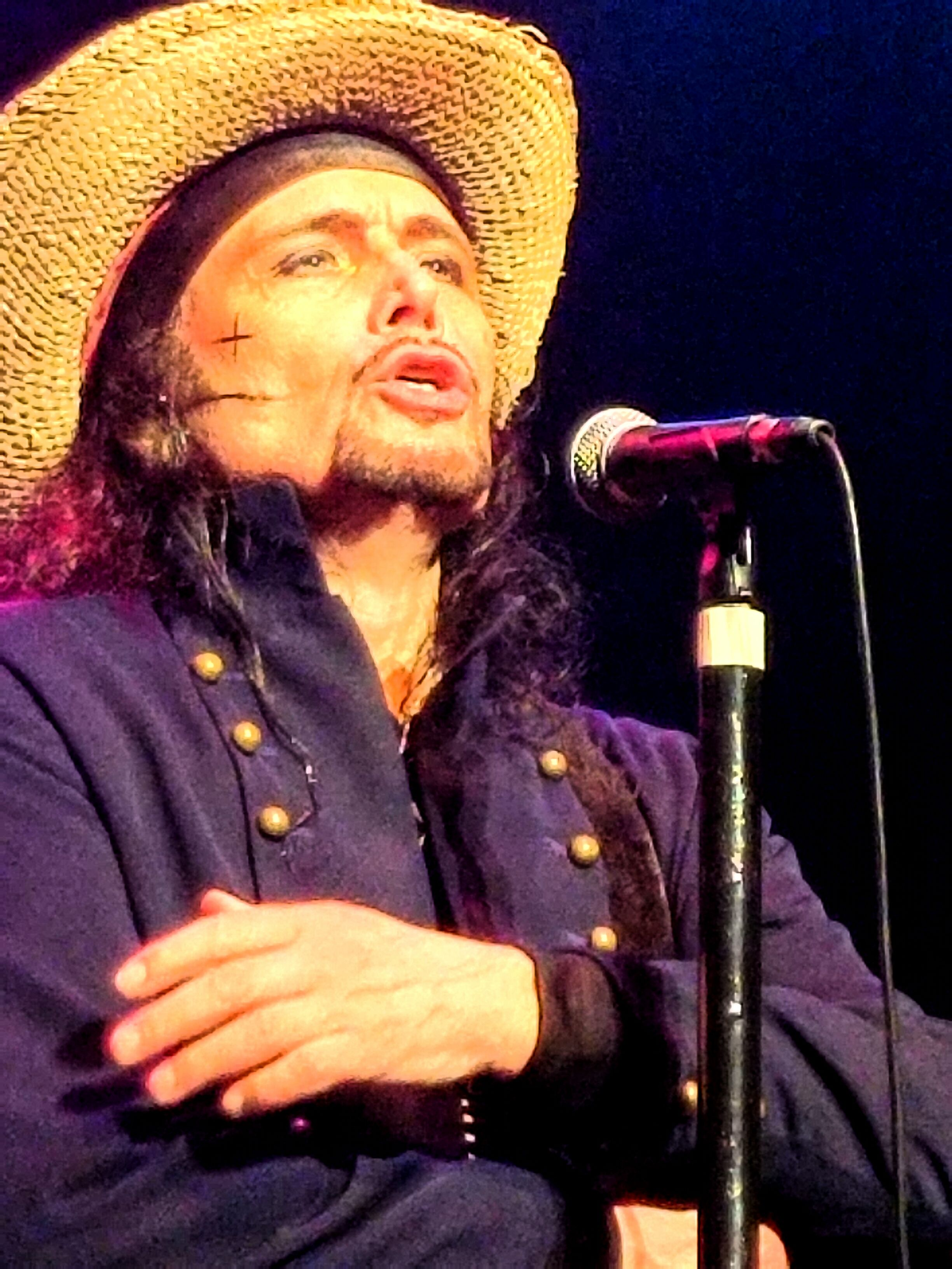 IN CONCERT I Am Still the Greatest, Says Adam Ant Rock
