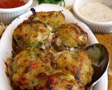 stuffed mushrooms olive garden copycat recipe snapshot - Olive Garden Stuffed Mushrooms