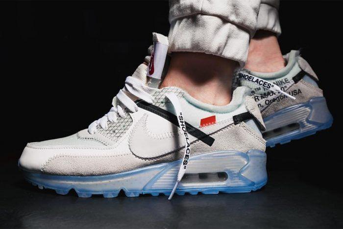 On-Foot Look: Off-White X Nike Air Max 90 - Sneaker Freaker
