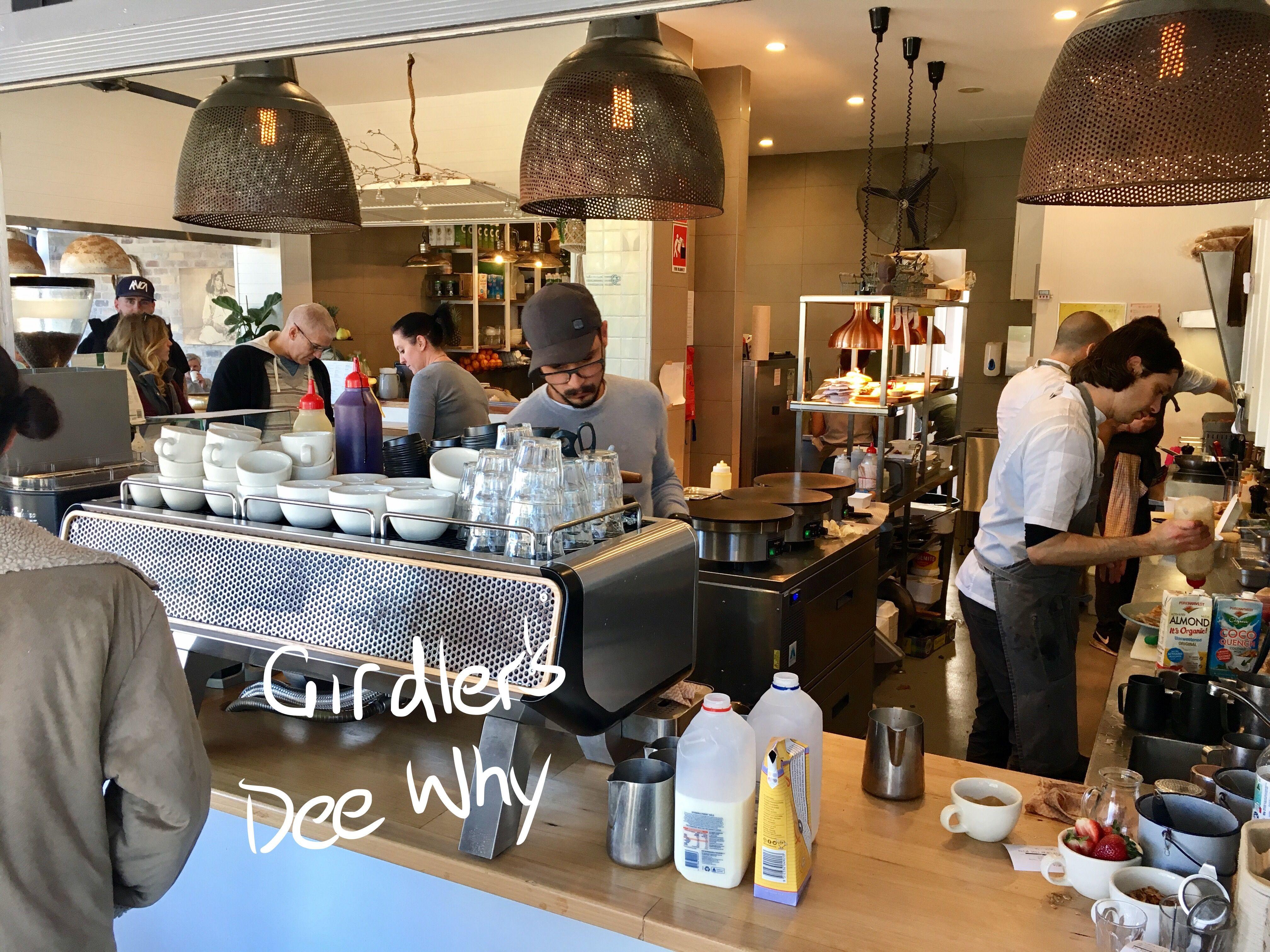Girdlers dee why coffee girds blend 810