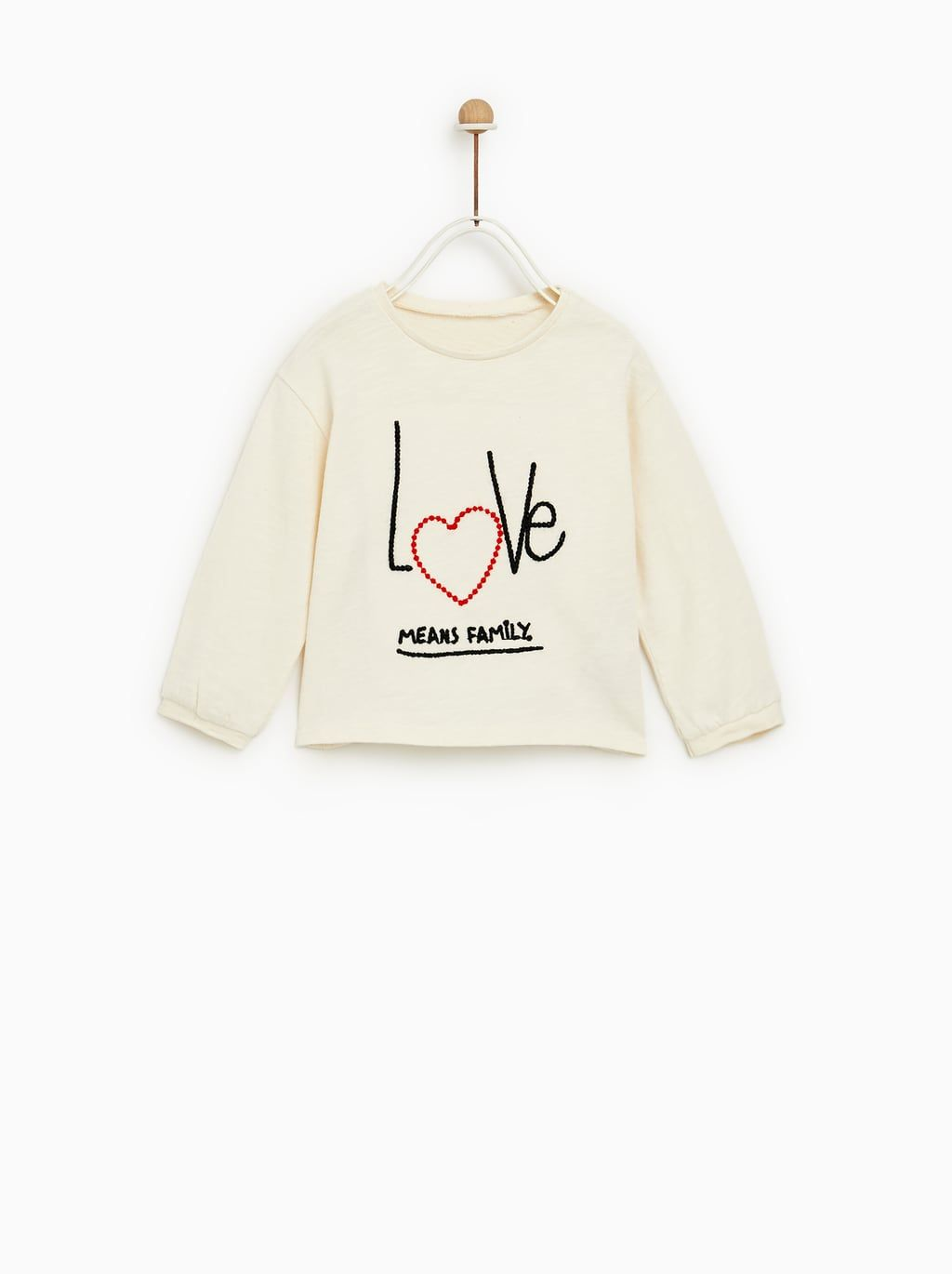 724585d5 Koszulka z napisem | Girl | Pinterest | Shirts, Zara kids and T shirt