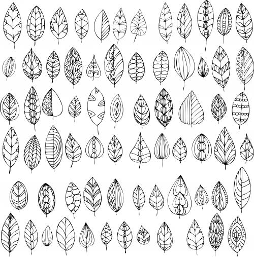 fall leaves coloring page kidspressmagazinecom - Fall Leaves Coloring Pages