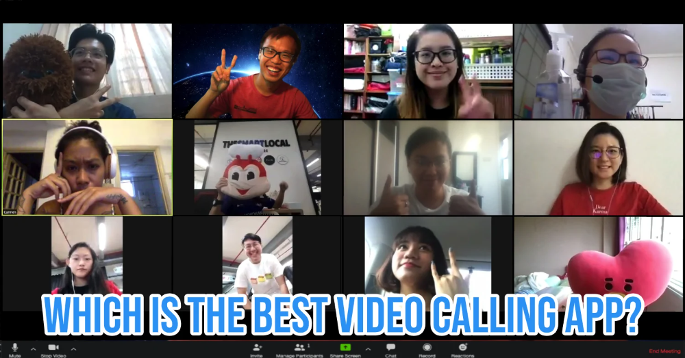 14 Best Video Calling Apps & Platforms Ranked To Stay In