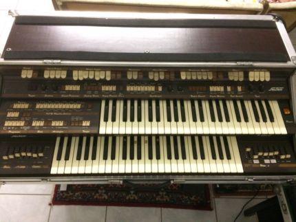 Solton Orgel C600 In Nordrhein Westfalen Hamm Musikinstrumente