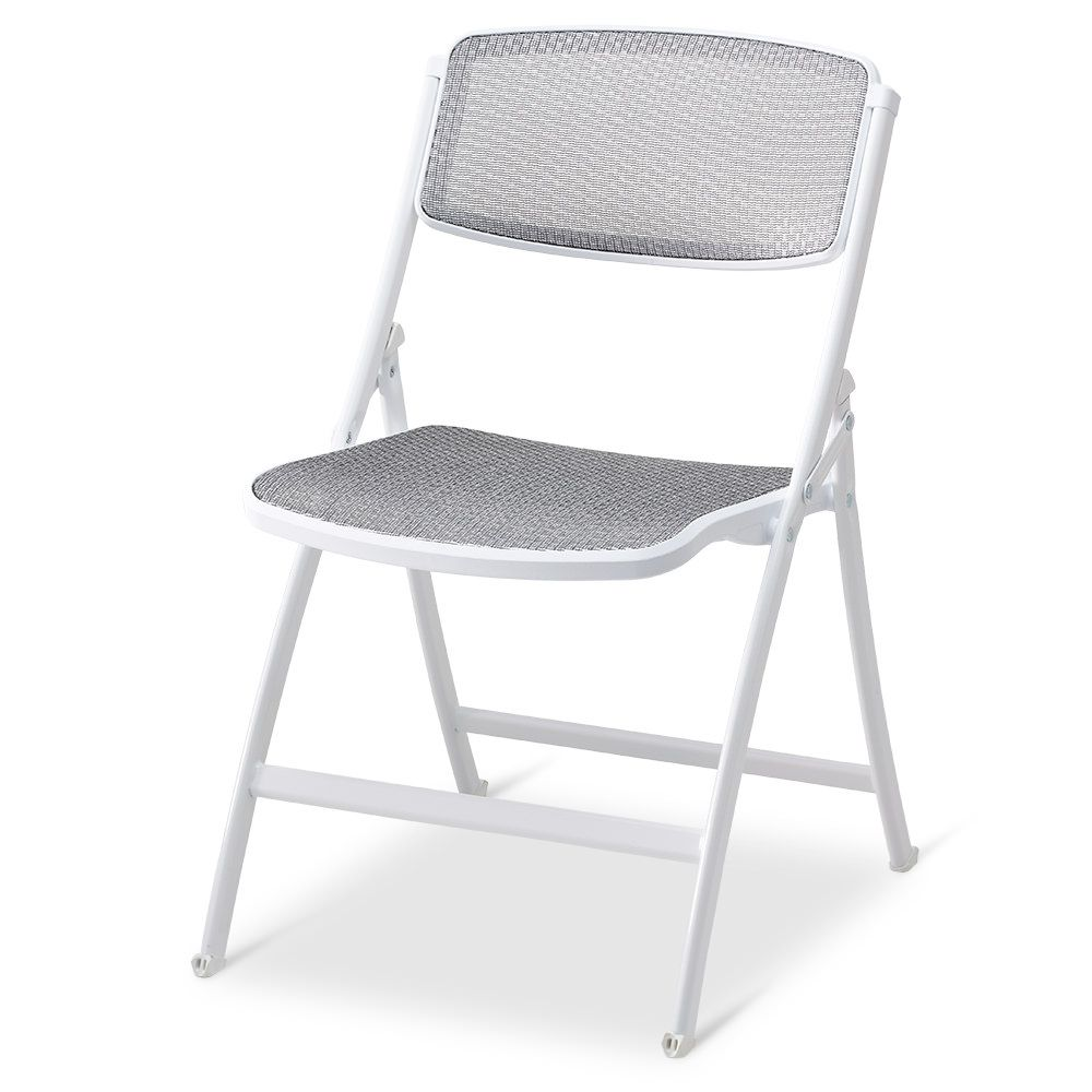 Mitylite Mesh One Chair Black Folding Chair Chair Cool Chairs