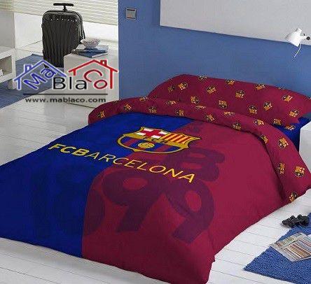 Funda Nórdica FC Barcelona escudo.  8793b41dd49