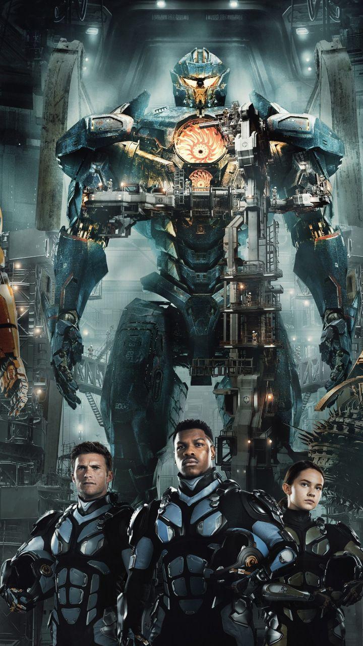 Movie, Pacific Rim Uprising, saber athena, gipsy avenger ... Pacific Rim