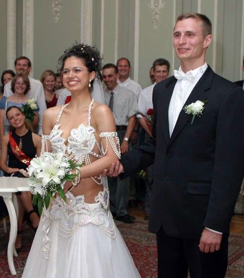 Horrible Wedding Dresses: Sexy Wedding Dresses