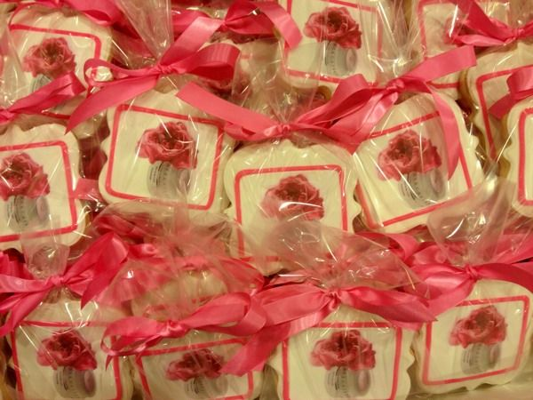 Chantecaille Beauty Event - Neiman Marcus - See more of our cookies at http://www.ctcookietreats.com