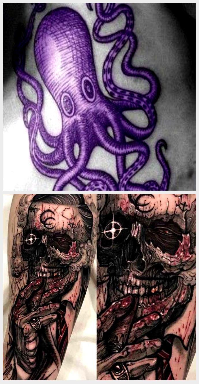 Photo of Octopus Tattoo Designs leben den Stil, Farbe, Linienkreuzschraffur, #Farbe #Kreuz #Designs #h …