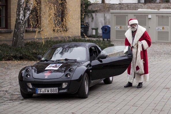 Voluntarios Santas reunirán en Berlín