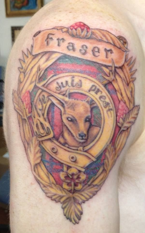 Fraser clan motto google search tatts pinterest for Family motto tattoos