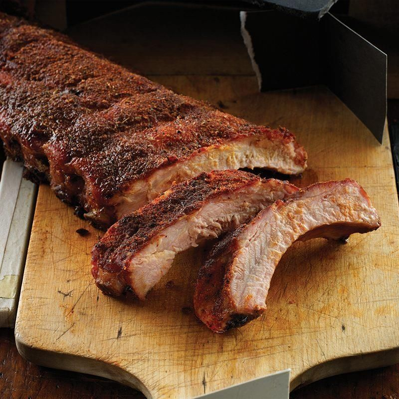 Slow Low Memphis Pit Bbq Ribs Recipe Ribs On Grill Bbq Ribs Bbq Pit