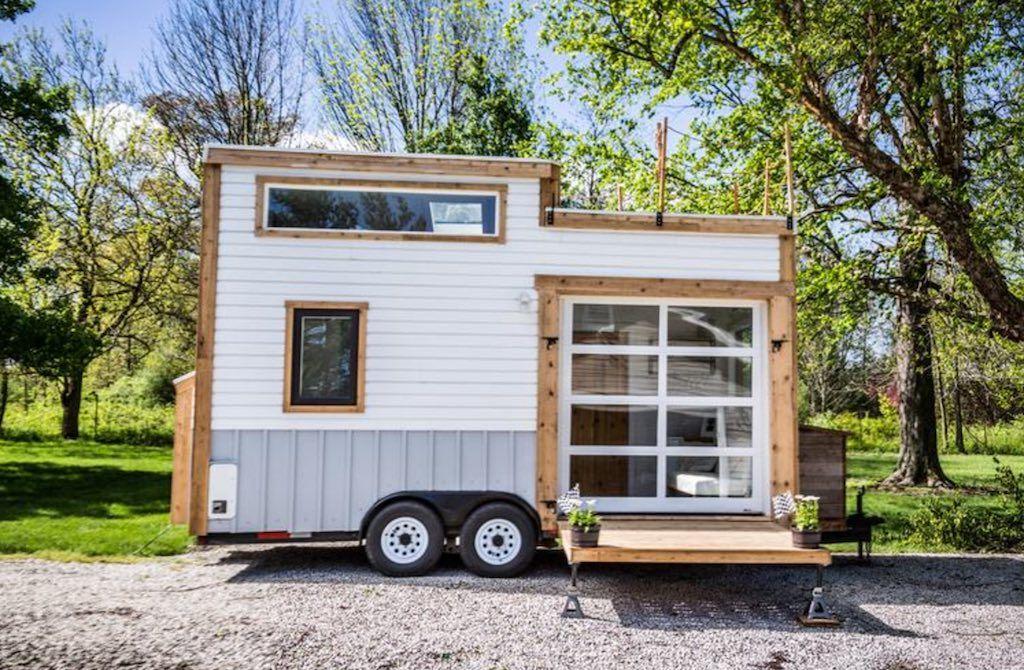 Zionsville Tiny House Tiny House Swoon Tiny House 200