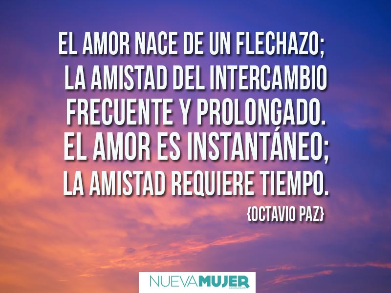 Frases Y Poemas De Amor De Octavio Paz Para Inspirar